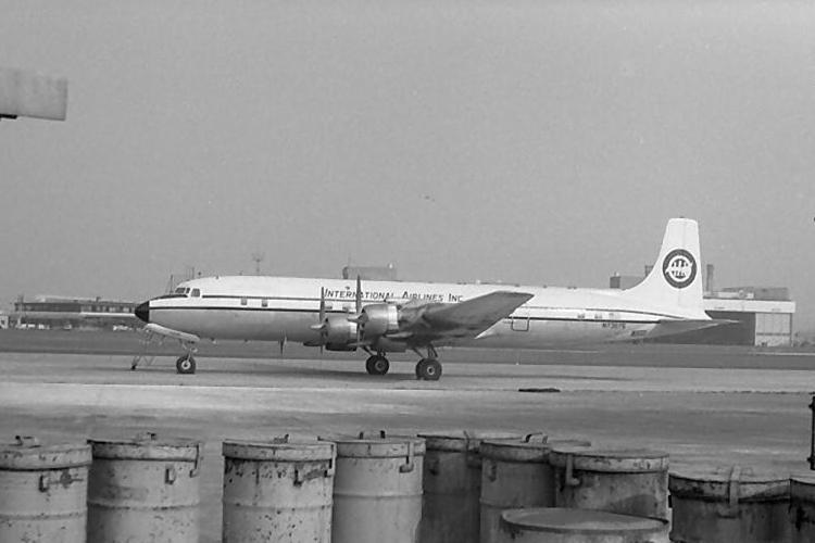1961年国連チャーター機墜落事故